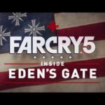【FarCry5】3月5日「エデンズゲート」を描いた短編映画アマゾンプライムで公開