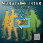 【MHW】キャラクターの再編集が可能になる「狩人の身だしなみチケット」無料お試し版3月16日配布