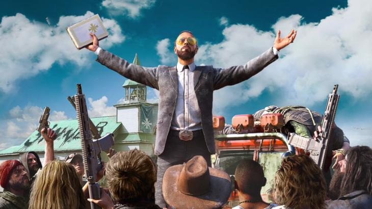 【FarCry5】「ファークライ5」ディレクターストーリーの長さとマップエディタに言及