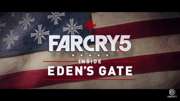 【FarCry5】ファークライ5前日譚を描く実写短編ムービー「Inside Eden's Gate」日本語字幕入りYouTube版公開