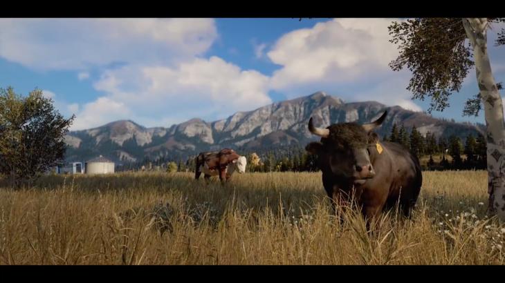 【FarCry5】ファークライ5 ワールドマップが公開されてるぞ!全アクティビティポイント付