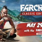 【FarCry5】ファークライ5 シーズンパス所有者向けに「ファークライ3 クラシックエディション」の先行配信開始!