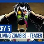 【FarCry5】ファークライ5 DLC第3弾「デッドリビング・ゾンビ」リリース日が決定!ティザートレーラーも公開