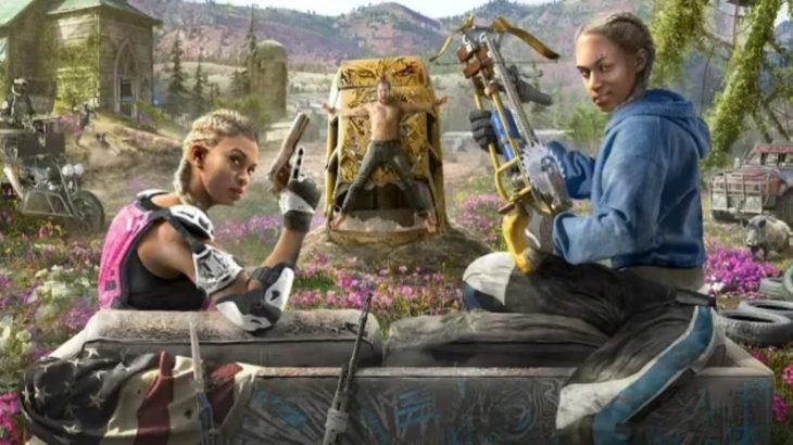 【FarCry New Dawn】新作「ファークライ ニュードーン」トレーラー公開、発売は2019年2月15日
